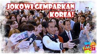 Video Sekali Lagi, Jokowi Menggemparkan Korea MP3, 3GP, MP4, WEBM, AVI, FLV April 2019