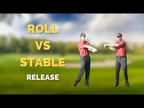 Golf instruction – releasing the clubhead