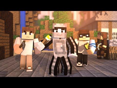 Minecraft | Судное 1 Апреля! | Ивент BenderChat.ru