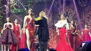 Video MAYMAY ENTRATA, PIA WURTZBACH, CATRIONA GRAY pabonggahan sa pagrampa sa Grand Homecoming Concert MP3, 3GP, MP4, WEBM, AVI, FLV September 2019