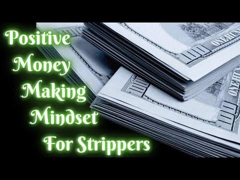 Stripper Tips 💡 Money making mindset