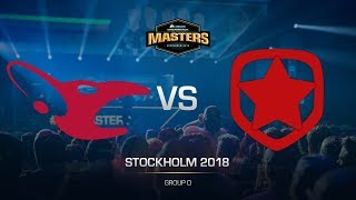 Mousesports vs Gambit - DH MASTERS Stockholm - de_nuke [CrystalMay, SSW]