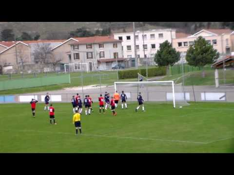 (3/4) U15 - FAVIA ASR VS USEL FOOT (04/03/17)