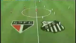 Santos 3 x 4 São Paulo Campeonato Brasileiro 2009 (31ª Rodada) Data: 25/10/09 Estádio: Vila Belmiro (Santos - SP) Santos:...