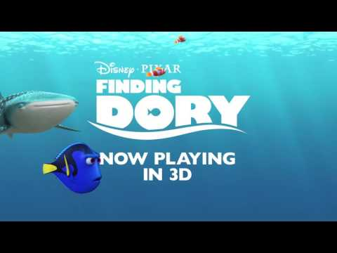 Finding Dory Finding Dory (TV Spot 'Now Playing')
