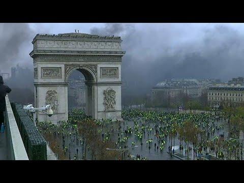 Γαλλία: Σε επιφυλακή για την Πρωτομαγιά