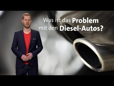 Was ist das Problem mit den Diesel-Autos?