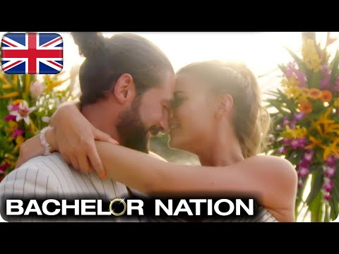 Alex Tells Alicia He's Fallen In Lover With Her | The Bachelor UK