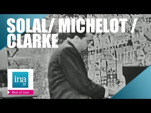 "Martial Solal, Pierre Michelot et Kenny Clarke ""Love me or leave me"" 