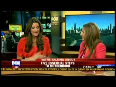 Dr. Angeline Beltsos of Fertility Centers of Illinois on Fox News  - 5 Essential Steps to Motherhood
