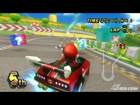 Vidéotest Mario Kart Wii