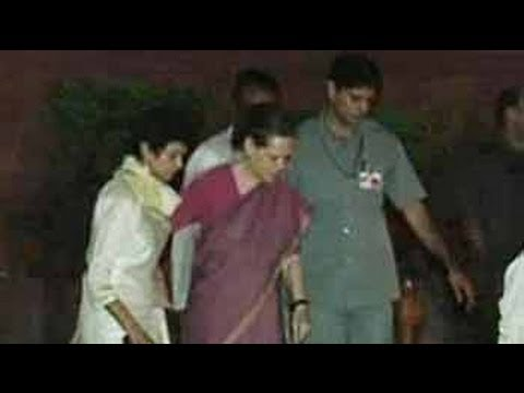 Sonia Gandhi's health stable, discharged from AIIMS