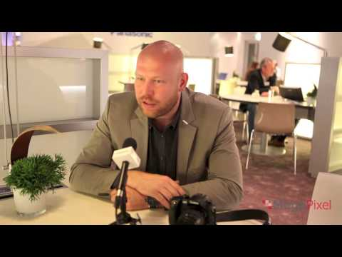 Panasonic GH3 – Interview with Panasonic's Sebastian Drawert