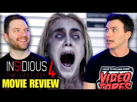 INSIDIOUS: The Last Key - Movie Review w/ Chris Stuckmann