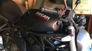 5. Ducati Monster 821 MY 2018