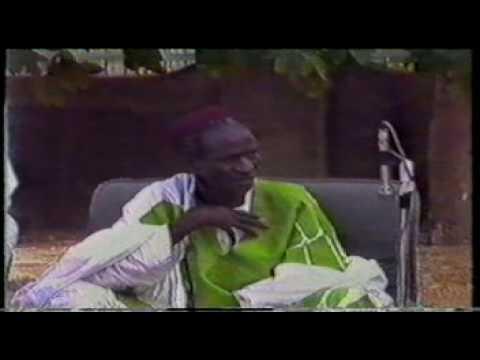 Dr. Alhaji Mamman Shata--Ummaru dan Danduna, na Gwandu.