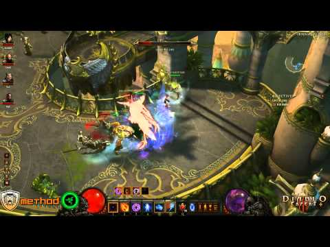 Diablo 3 - Belial (Inferno) Kill Video World First Video