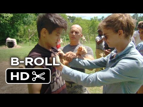 The Maze Runner B-Roll 1