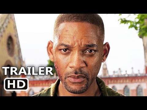 GEMINI MAN Official Trailer (2019) Will Smith, Sci-Fi Movie HD