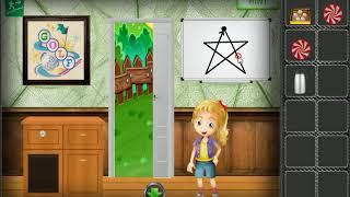 Amgel Kids Room Escape 21