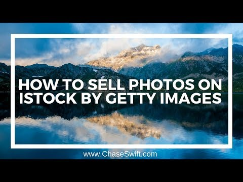 How To Sell Photos On iStock By Getty Images