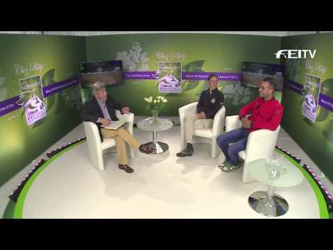 Watch Chez Philip WEG talk show: episode three [VIDEO]