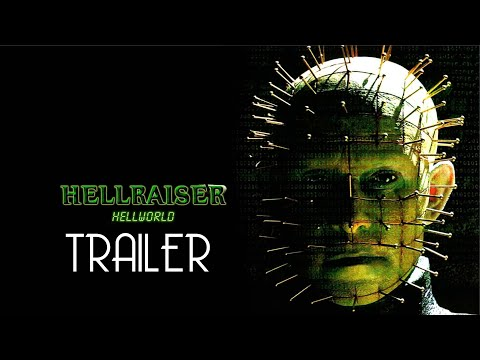 Hellraiser: Hellworld Trailer Remastered HD