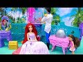 foto Disney Toys & Dolls - The Little Mermaid Ariel's Royal Toy Cruise Ship - Melody Finds Mermaid Friend