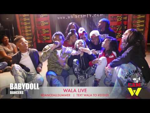 WALACAMTV.COM ITS ON... - Special Performance - BABYDOLL
