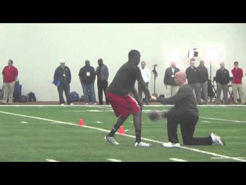 Teddy Bridgewater Pro Day (FULL)
