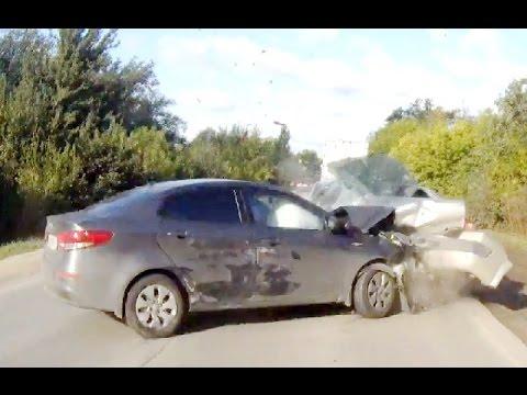 Новая подборка аварий и дтп от 23 09 16