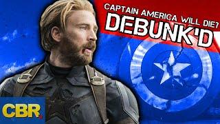 Video Captain America Will Die In Marvel Avengers Endgame? Theory Debunked MP3, 3GP, MP4, WEBM, AVI, FLV Maret 2019