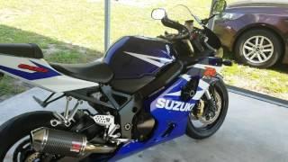 6. FOR SALE 2004 Suzuki GSXR 600