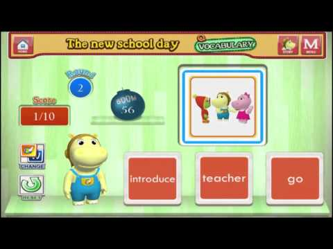 Video of phonics Storywing english abc