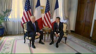 Video Quel bilan international pour Macron, 100 jours après son investiture ? MP3, 3GP, MP4, WEBM, AVI, FLV Agustus 2017