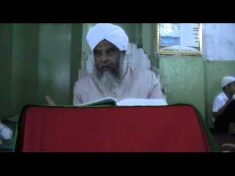 ars e Quran By Dr Hafiz Shaikh Ahmed Mohiuddin Sharfi Sahab - 3rd November 2013