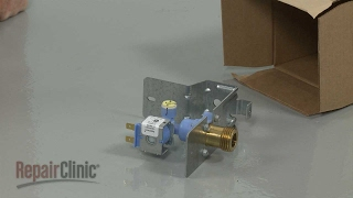"This video provides step-by-step repair instructions for replacing the water inlet valve on a Whirlpool electric dryer (model #WED85HEFW0). The most common reason for replacing the valve is if the steam function on the dryer does not work.Buy part #W10815373 now: https://www.repairclinic.com/PartDetail/4283256?TLSID=1873Learn how to troubleshoot your dryer:http://www.repairclinic.com/RepairHelp/Dryer-Repair-Help?TLSID=1873    This water inlet valve replacement video is applicable to the following brands: Whirlpool, MaytagTools needed: T-25 Torx bit, Phillips-head screwdriver, 1/4"" socketBuy part #181CB now: https://www.repairclinic.com/PartDetail/3527472?TLSID=1873Buy part #420 now: https://www.repairclinic.com/PartDetail/3527534?TLSID=1873Connect With Us!https://plus.google.com/+repairclinichttps://www.facebook.com/RepairClinichttps://www.twitter.com/RepairClinichttp://pinterest.com/RepairClinic/Join our VIP email list for discounts and money-saving tips: http://tinyurl.com/pnnh3beCheck out our blog: http://www.DIY.RepairClinic.comDon't forget to like and comment on this video and subscribe to our channel!"