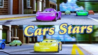 Cars 2 race with Jeff Gorvette and Holley in split screen Cars 2 : Game Play !