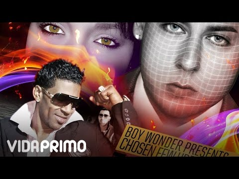 Chosen Few Urbano Latin Girl Ft Cosculluela, Omega & Jenny La Sexy Voz Latin Girl Prod by Now & Laterz DJ Blass & Boy Wonder