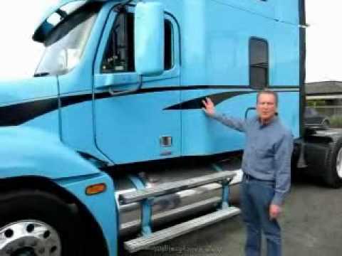 Грузовики 2005 Freightliner Columbia - Sleeper Truck For Sale