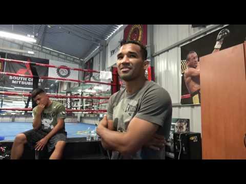 Esquiva Falcao says JOSE ALDO Most Popular MMA Star In Brazil - EsNews Boxing видео