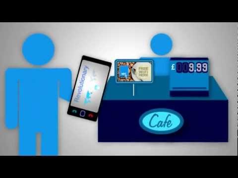 Near Field Communication (NFC) tap to WiFi App – New Technology