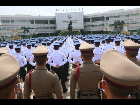 นักเรียนเตรียมทหารเยี่ยมชมกิจการของโรงเรียนนายร้อยตำรวจ 2563