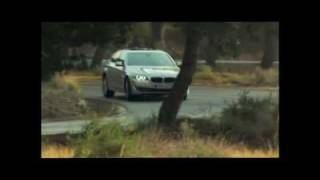 Real World Test Drive Of BMW 2011 550i