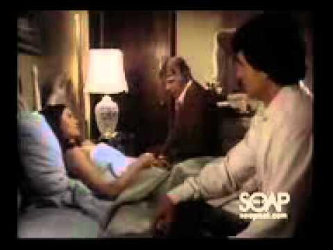 DALLAS - Season 1 (1978 Miniseries) Cliffhanger : Bobby & Pam Lose A Baby
