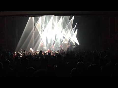 Umphrey's McGee Back in Sexual Healing