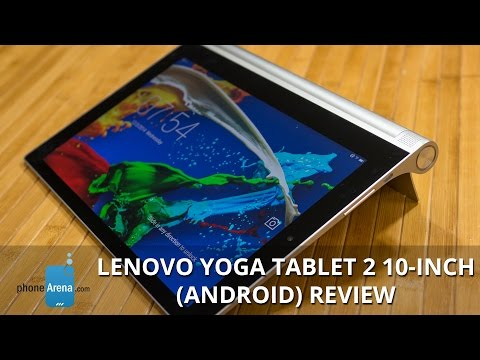 Lenovo Yoga Tablet 2 10-inch (Android) Review
