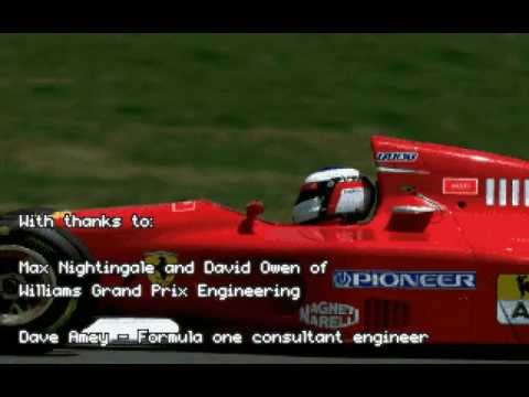 Grand Prix 2 Intro
