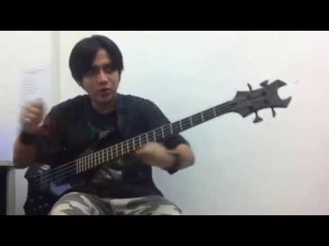 Gorod -  Disavow Your God (Bass Cover)