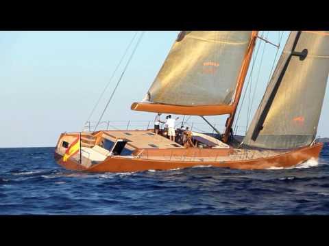 Wally yacht 88 hajóbemutató